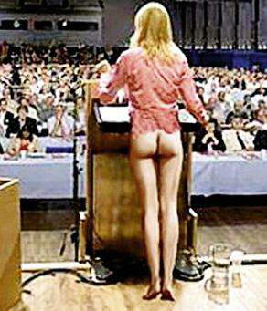 Opinion very helle thorning schmidt nude fake